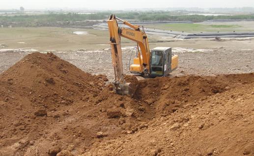 土方工程施工机械的选用